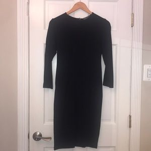 Brand new navy Vince dress